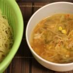 給食レシピ「味噌ラーメン・松風焼き」の再現